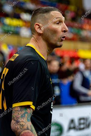 Stock Photo of Marco Materazzi of International Stars