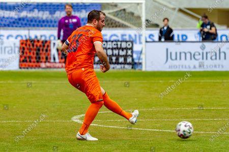 Stock Photo of Rafael van der Vaart of Netherlands