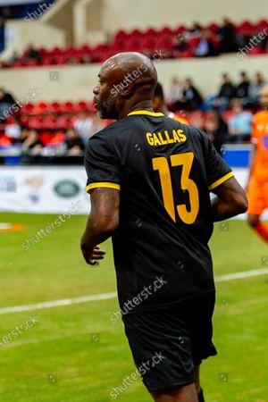 Stock Photo of William Gallas of International Stars