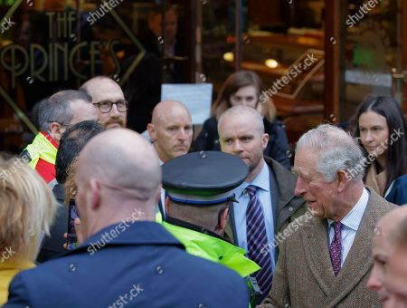 Editorial image of Prince Charles visit to south Wales, UK - 21 Feb 2020