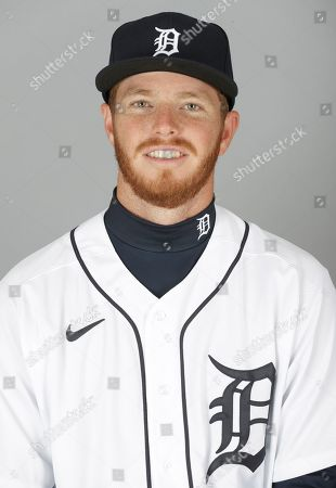 This is a 2020 photo of Detroit Tigers' David McKay shown, in Lakeland, Fla. This photo represents the active roster on Feb. 20, 2020, when the photo was taken