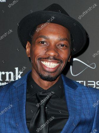 Stock Photo of Melvin Jackson Jr.