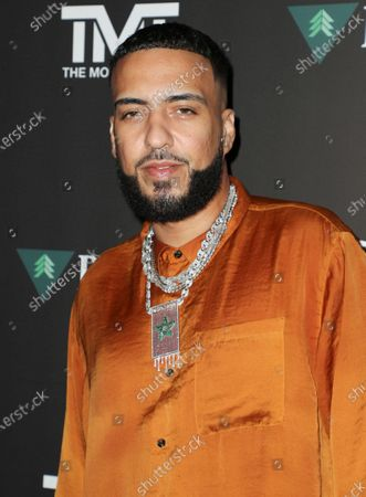 Stock Photo of French Montana
