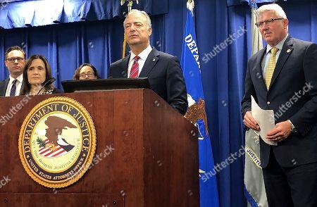 Editorial image of Wells Fargo Fake Accounts Settlement, Los Angeles, USA - 21 Feb 2020