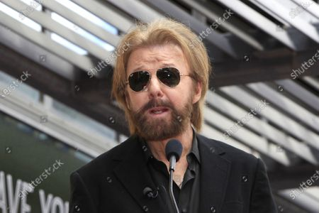 Stock Picture of Ronnie Dunn at a ceremony honoring Dr. Phil with the 2688th star on the Hollywood Walk of Fame in Los Angeles, California, USA, 21 February 2020. The star is dedicated in the category of Television.