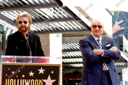 Ronnie Dunn and Dr Phil McGraw