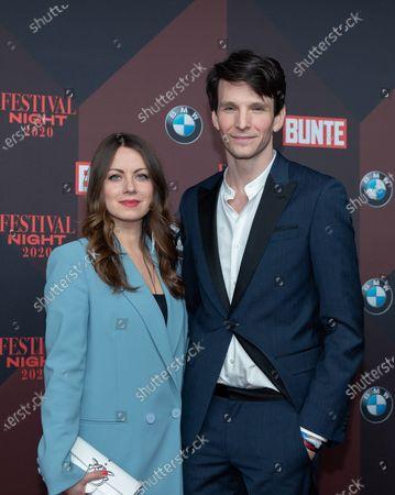Editorial photo of Berlinale Festival Night, Berlin, Germany - 21 Feb 2020