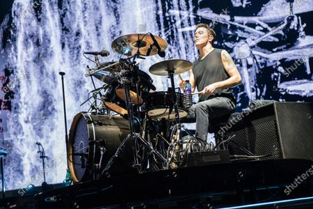Editorial picture of The Script in concert at the First Direct Arena, Leeds, UK - 21 Feb 2020
