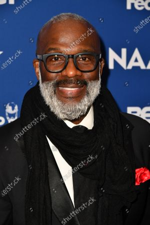 Editorial picture of 51st NAACP Image Awards Non-Televised Dinner, Arrivals, Los Angeles, USA - 21 Feb 2020