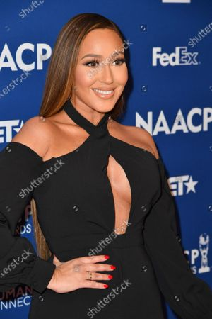 Editorial photo of 51st NAACP Image Awards Non-Televised Dinner, Arrivals, Los Angeles, USA - 21 Feb 2020
