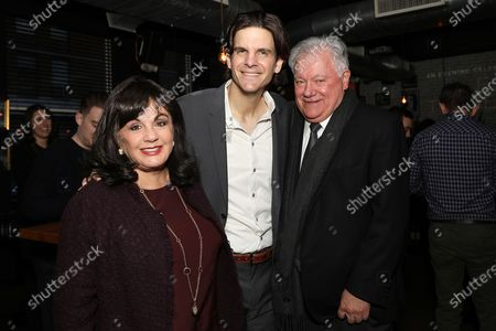 Editorial photo of An Evening Celebrating Alex Timbers, New York, USA - 21 Feb 2020