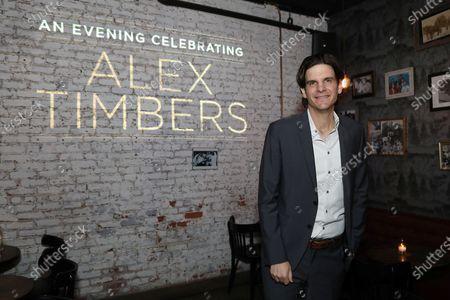 Alex Timbers