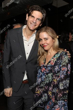 Alex Timbers and Kerry Butler