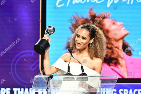 Stock Photo of Elaine Welteroth