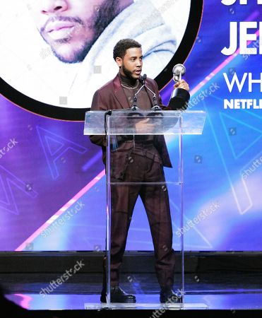Editorial picture of 51st NAACP Image Awards Non-Televised Dinner, Inside, Los Angeles, USA - 21 Feb 2020