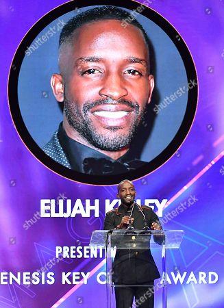 Stock Photo of Elijah Kelley