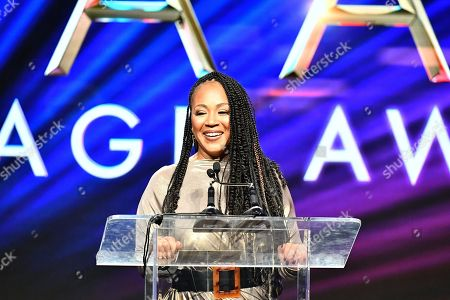 Editorial photo of 51st NAACP Image Awards Non-Televised Dinner, Inside, Los Angeles, USA - 21 Feb 2020