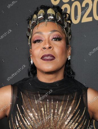 Editorial photo of 51st Annual NAACP Image Awards, Arrivals, Pasadena Civic Auditorium, Los Angeles, USA - 22 Feb 2020