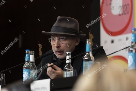 Editorial picture of 'Minamata' press conference, 70th Berlin International Film Festival, Germany - 21 Feb 2020