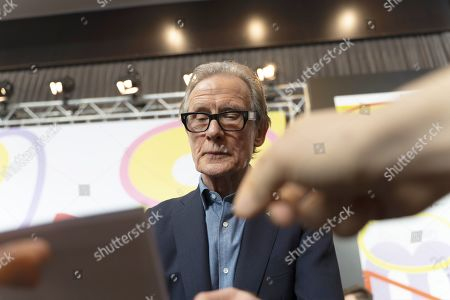 Stock Picture of Bill Nighy