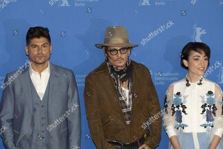 Editorial photo of 'Minamata' photocall, 70th Berlin International Film Festival, Germany - 21 Feb 2020