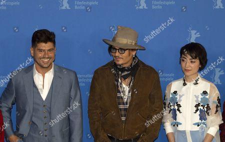 Editorial image of 'Minamata' photocall, 70th Berlin International Film Festival, Germany - 21 Feb 2020