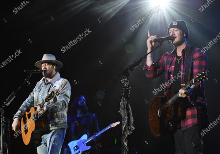 Stock Picture of Florida Georgia Line - Brian Kelley and Tyler Hubbard
