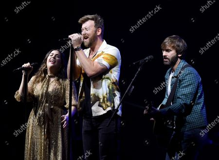 Lady Antebellum - Hillary Scott, Charles Kelley and Dave Haywood
