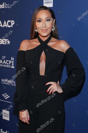 Stock Image of Adrienne Houghton