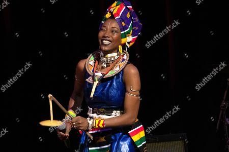 Stock Image of Fatoumata Diawara