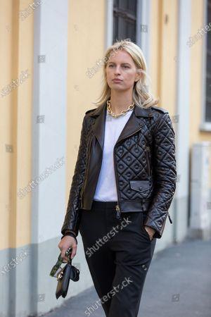 Stock Photo of Karolina Kurkova