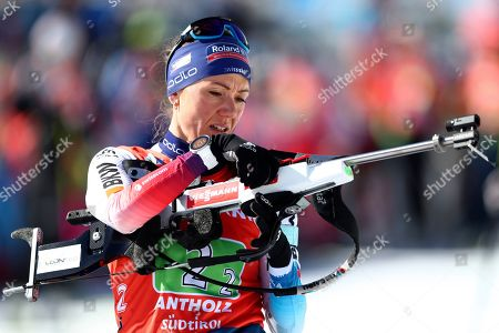 Editorial photo of Biathlon World Championships, Antholz, Italy - 22 Feb 2020