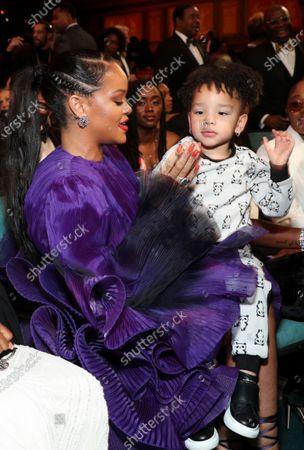 Rihanna and Heiress Harris