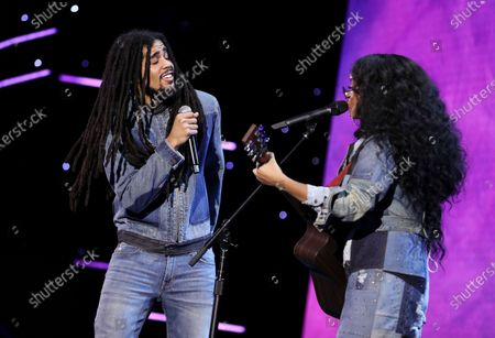 Skip Marley and H.E.R.