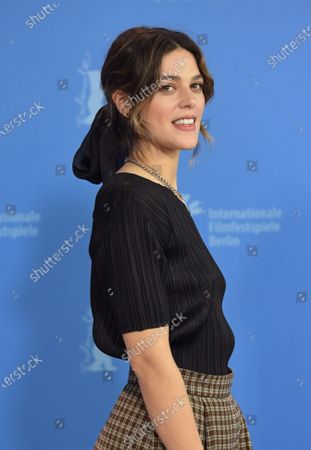 Axtress Callie Hernandez poses during the 'One Of These Days' photocall during the 70th annual Berlin International Film Festival (Berlinale), in Berlin, Germany, 22 February 2020. The movie is presented in the Panorama section at the Berlinale that runs from 20 February to 01 March 2020.