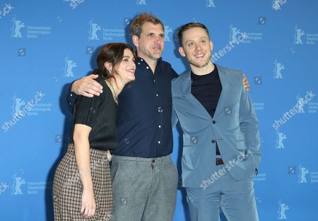 Editorial picture of 'One Of These Days' photocall, 70th Berlin International Film Festival, Germany - 22 Feb 2020