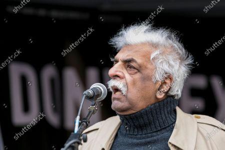 Stock Picture of Tariq Ali Khan