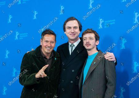 Nahuel Perez Biscayart, Vladislav Opelyants, Lars Eidinger