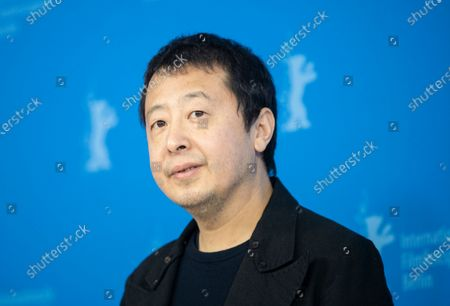 Stock Picture of Jia Zhangke
