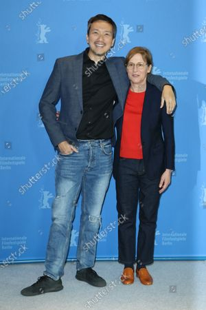 Orion Lee and Kelly Reichardt