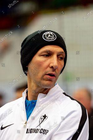 Marco Materazzi of International Stars