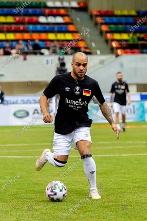 Stock Picture of David Odonkor of Germany