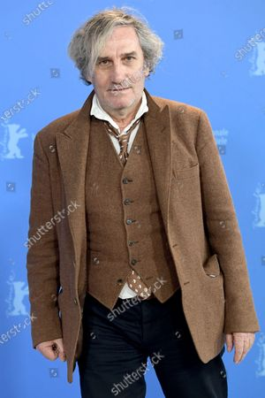 Philippe Garrel poses during the 'Le Sel Des Larmes (The Salt of Tears)' photocall during the 70th annual Berlin International Film Festival (Berlinale), in Berlin, Germany, 22 February 2020. The movie is presented in the Official Competition at the Berlinale that runs from 20 February to 01 March 2020.