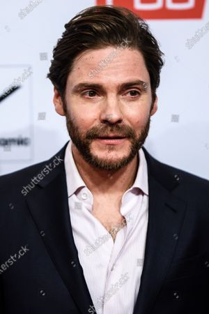 Daniel Bruhl arrives for the reception of the Medienboard Berlin-Brandenburg (MBB) during the 70th annual Berlin International Film Festival (Berlinale), in Berlin, Germany, 22 February 2020. The Berlinale runs from 20 February to 01 March 2020.