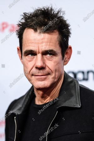 Stock Picture of Tom Tykwer arrives for the reception of the Medienboard Berlin-Brandenburg (MBB) during the 70th annual Berlin International Film Festival (Berlinale), in Berlin, Germany, 22 February 2020. The Berlinale runs from 20 February to 01 March 2020.