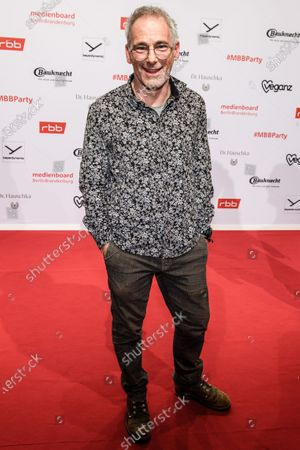 Dani Levy arrives for the reception of the Medienboard Berlin-Brandenburg (MBB) during the 70th annual Berlin International Film Festival (Berlinale), in Berlin, Germany, 22 February 2020. The Berlinale runs from 20 February to 01 March 2020.