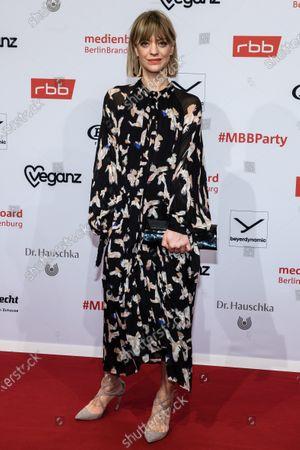 Editorial photo of Reception MBB - 70th Berlin Film Festival, Germany - 22 Feb 2020