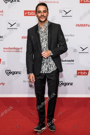 Editorial picture of Reception MBB - 70th Berlin Film Festival, Germany - 22 Feb 2020