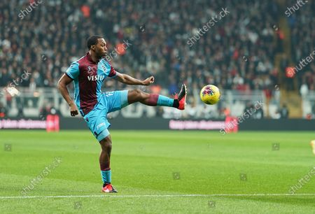 Editorial photo of Super Lig - Besiktas against Trabzonspor, Istanbul, USA - 22 Feb 2020