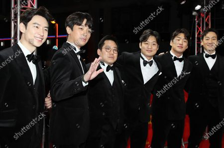 Editorial picture of Sa-Nyang-Eui-Si-Gan - Premiere - 70th Berlin Film Festival, Germany - 22 Feb 2020